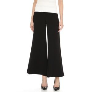 💥 Yigal Azrouel • Pleated Side Pants in Black